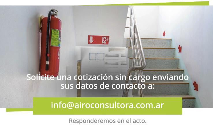 Solicite una cotización sin cargo enviando sus datos de contacto a: info@airoconsultora.com.ar. Responderemos en el acto.